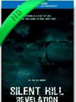 Portada de Silent Hill 2 Revelación 720p HD Español Latino Dual