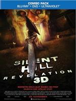Portada de Silent Hill Revelation 3D SBS MKV Latino