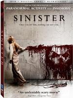 Siniestro DVDR NTSC Español Latino