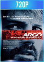 Argo (2012) BRRip HD 720p Latino