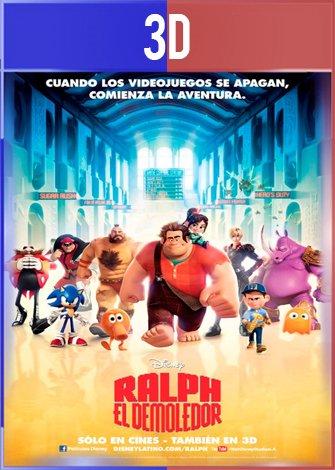 Ralph el Demoledor (2012) 3D SBS Latino