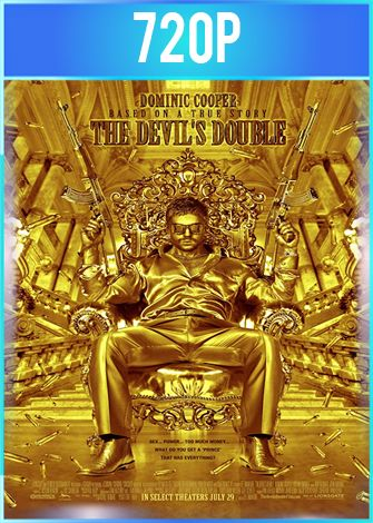 The Devils Double (2011) BRRip HD 720p Latino