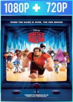 Wreck-It Ralph (2012) HD 1080p y 720p Latino Dual
