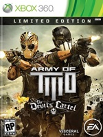Army of Two The Devils Cartel Xbox 360 Región Free Español XGD3