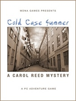 Cold Case Summer The Ninth Carol Reed Mystery PC Full
