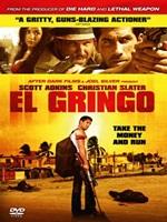 Portada de El Gringo DVDR NTSC Español Latino