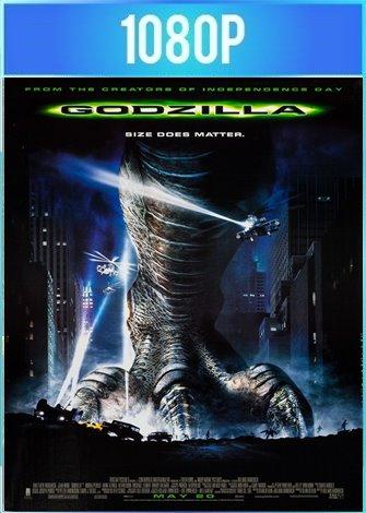 Godzilla (1998) HD 1080p Latino Dual