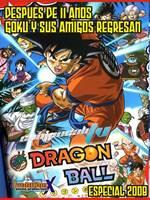 Hey! Goku y sus Amigos Regresan DVDRip Español Latino