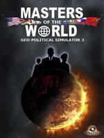Masters of The World Geopolitical Simulator 3 PC Full PROPER-CPY