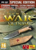 Men of War Vietnam Special Edition PC Full Español