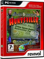 Mystery Case Files Huntsville PC Full Español