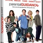 Parental Guidance DVDR NTSC Español Latino