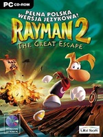 Rayman 2 The Great Escape PC Full Español