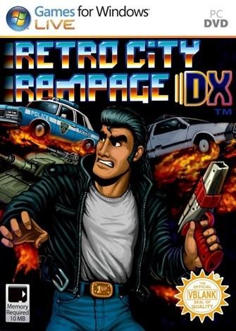 Retro City Rampage DX PC Full Español