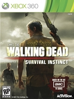 The Walking Dead Survival Instinct Xbox 360 Región Free