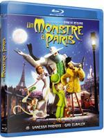 Portada de Un Monstruo En París 1080p HD MKV Latino