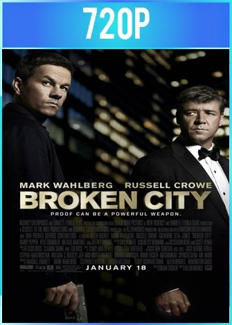 Broken City (2013) BRRip HD 720p Español Latino Dual