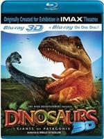 Dinosaurios Gigantes de la Patagonia 3D SBS
