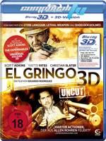 Portada de El Gringo 3D SBS 1080p