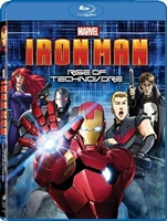 Iron Man: Rise Technovore 1080p HD MKV Latino