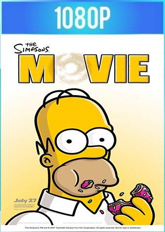 Los Simpsons la Película (2007) HD 1080p Latino Dual