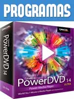 PowerDVD 14.0.3917.58 Ultra Español CyberLink Reproductor HD