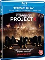 Proyecto X 1080p HD MKV Latino