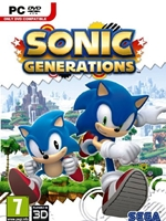 Sonic Generations PC Full Español PROPHET