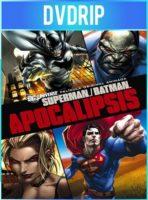 Superman Batman: Apocalypse (2010) DVDRip Español Latino