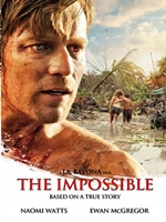 The Impossible DVDR NTSC Español Latino