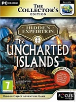 Hidden Expedition The Uncharted Islands Collectors Edition PC Full FASiSO
