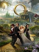 Portada de Oz, un mundo de fantasía DVDRip Español Latino