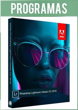 Adobe Photoshop Lightroom Classic CC 2019 Versión 8.3.1 Full Español