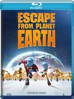 Portada de Escape from Planet Earth 1080p HD Latino Dual