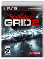 GRID 2 PS3 Español Region EUR