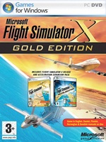 Microsoft Flight Simulator 10 Gold Edition PC Full Español