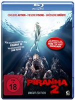 Piranha 2 1080p HD Latino Dual