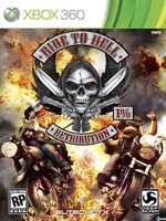 Ride To Hell Retribution Xbox 360 Español Región Free XGD3
