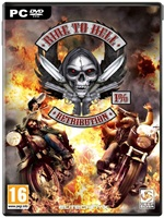 Ride to Hell Retribution PC Cover