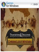 Portada de Dungeons & Dragons Chronicles of Mystara PC Full Español