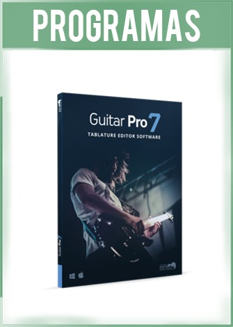 Guitar Pro Versión 7.5.3 PC Español