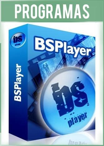 BS Player PRO Versión 2.74 Full Español