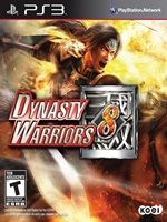 Dinasty Warriors 8 PS3 Region USA