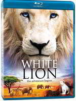El león Blanco 3D SBS Subtitulado Cover