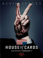 House of Cards Temporada 1 Completa Español Latino
