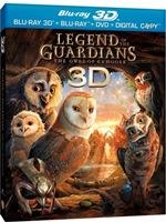 GaHoole: La leyenda De Los Guardianes 3D SBS Latino