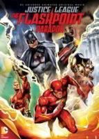 Liga de la Justicia: La Paradoja del Tiempo DVDRip Español Latino