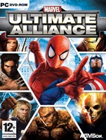Marvel: Ultimate Alliance PC Full Español