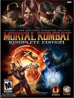 Mortal Kombat Komplete Edition PC Full Español FLT