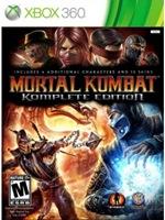 Mortal Kombat Komplete Edition Xbox 360 Español Región Free XGD2